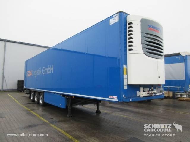 Schmitz Cargobull Tiefkühler Multitemp Trennwand Ladebordwand - 2017