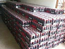 Assorted Energy Drinks Now Available