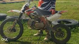 Big Boy bike 125 cc