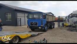 12 Tyres MAN TRUCK direct from Germany