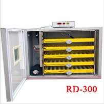 300 roller type new egg incubator