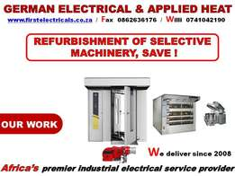 german electrical, high quality refurbishment services