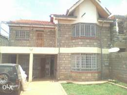 6 bedroomed massionate house to let
