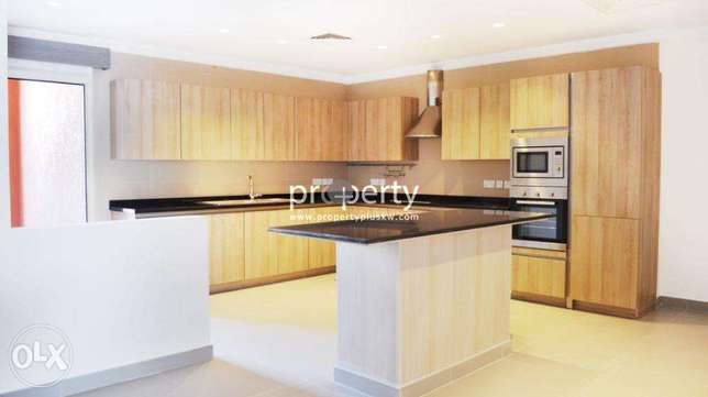 Furnished three bedroom apartment for rent in Fintas, Kuwait الفنطاس -  5