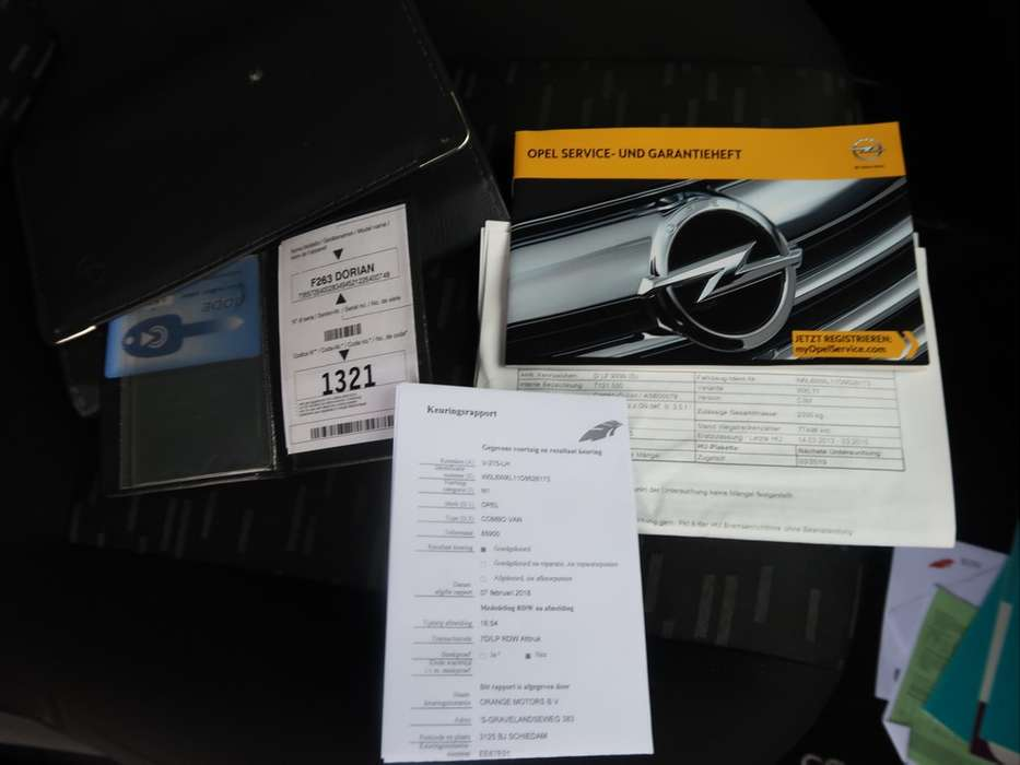 Opel Combo 1.6 CDTi 2X schuifdeur , Automaat , Cruise , Airco - 2013 - image 10