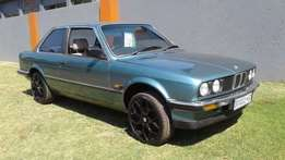1987 BMW 3 Series 316i 2d (e30) for sale in Gauteng