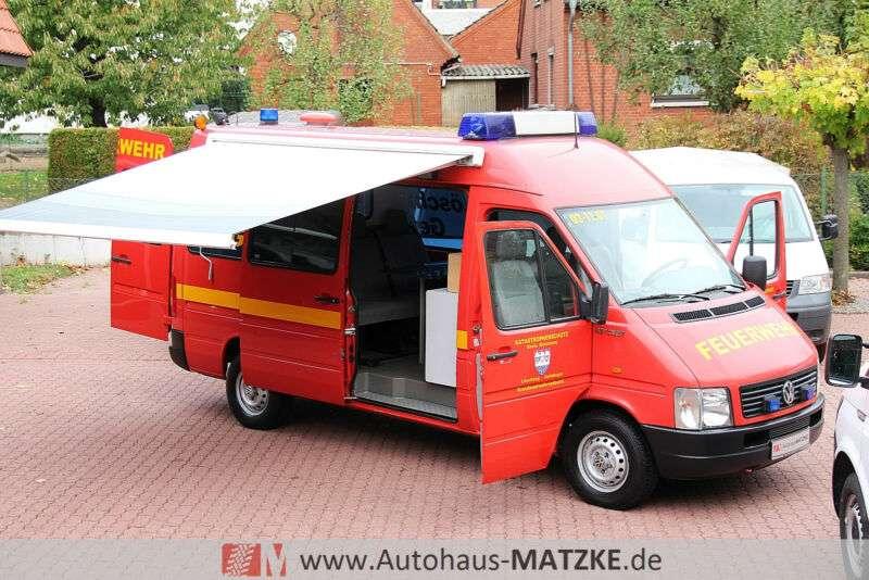 Volkswagen Lt35 Elw Markise 230v Ausbau Standh. Tüv2020 - 2001