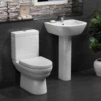 Brand New Top Flush toilet sets For sale at give away price boxed