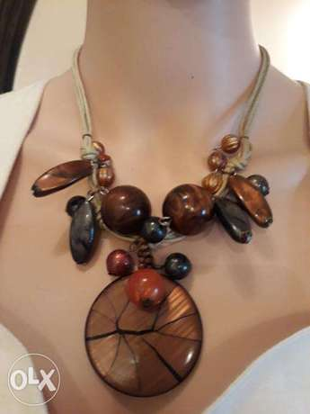 Fancy Africana Necklace