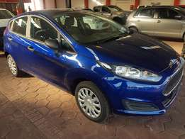 2017 Ford Fiesta 1.4 Ambiente 5DR, Manual for sale - 25 KM'S