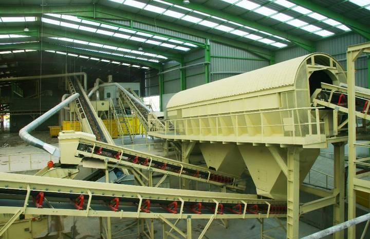 Planta Completa Reciclaje Rcds Varios - 2007