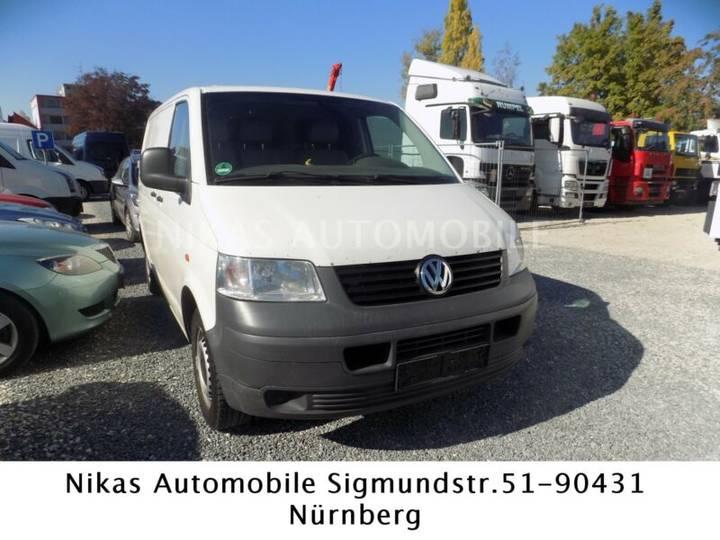 Volkswagen T5 /KLIMA/TÜV 07-2019 - 2008