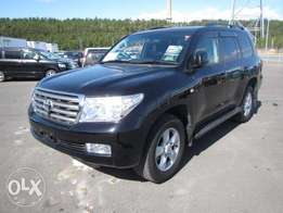TOYOTA / LAND CRUISER # URJ202-536 year 2010