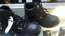 Bova and Hitec safety boots for sale