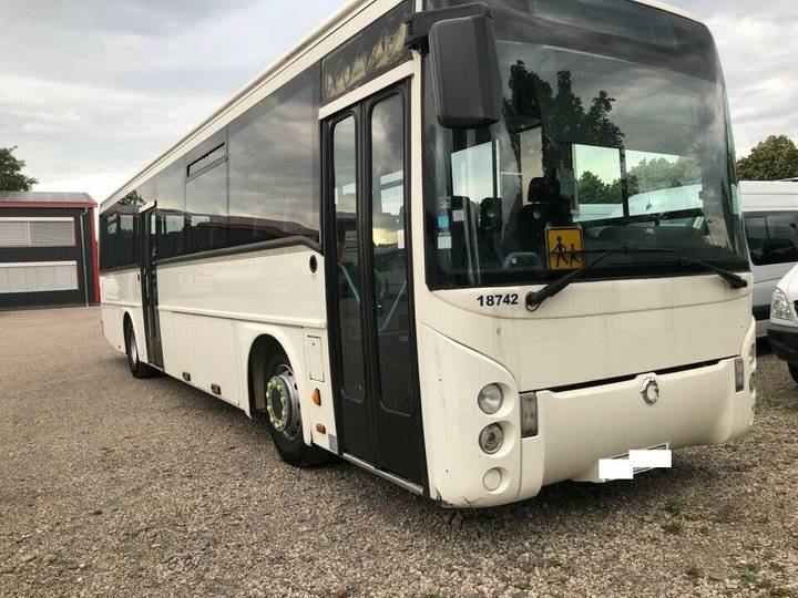 Irisbus Ares ,Tracer,Axer,Karosa - 2004