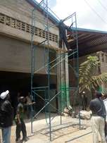 Scaffolding H frame for Hire,Kshs 100 per day