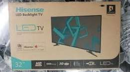 32 inches led hisense digital tv