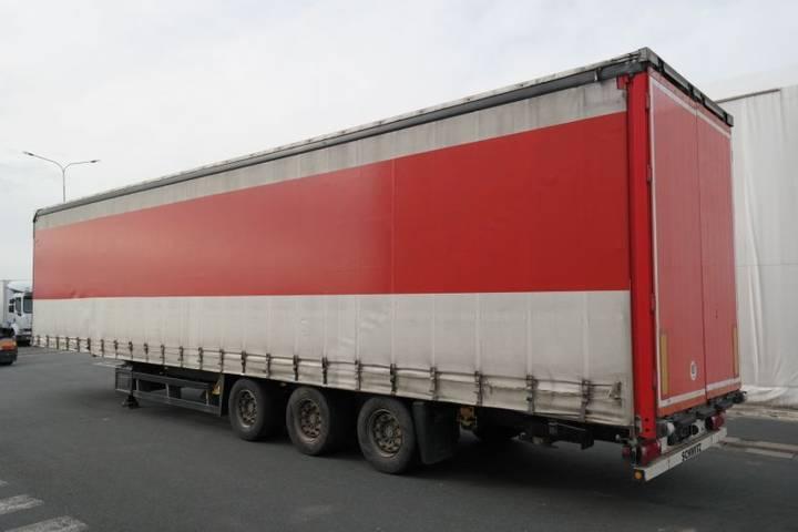 Schmitz Cargobull SCS 24/L low deck - 2007 - image 2