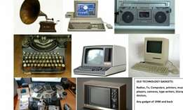 I BUY 1980s Tech Gadgets