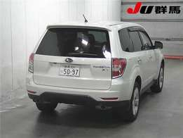 Import Subaru forester today