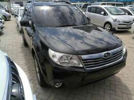 Subaru forester with sunroof n steering controls 2010 model KCP numbe