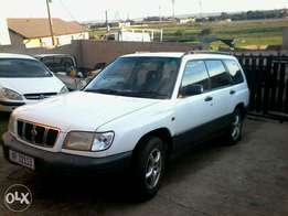 Selling a Subaru Forester 2ltr