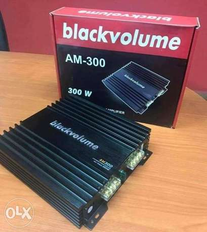 blackvolume AM-600