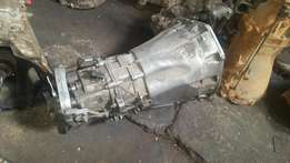 Merc benz Sprinter 6 speed gearbox