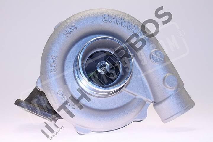 New GARRETT turbocharger for truck