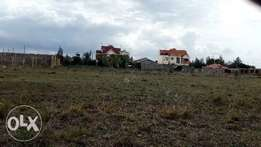 40 by 152 plot in Katani-Syokimau with title deed