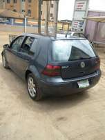 VW Golf4 automatic first body