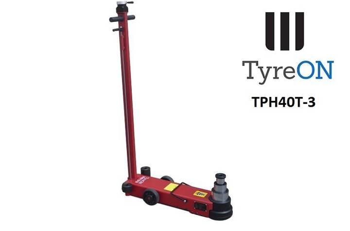 TyreOn Tph40t-3 Air-hydraulic Jack 40t - Three-stage - 2018