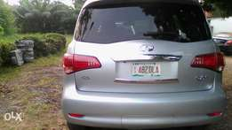 2012 infiniti Qx56 Fully Loaded