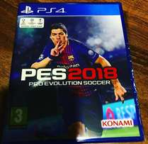 Pes 18 pro evolution soccer ps4 PlayStation 4