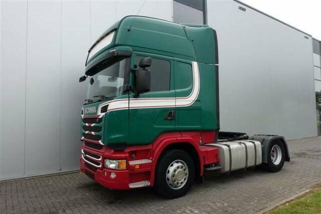 Scania R450 4X2 TOPLINE EURO 6 RETARDER - 2014