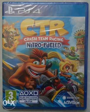 """CTR Ps""""4"""" #*# new"""