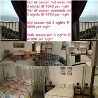 Holiday flat Amanzimtoti