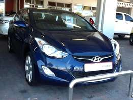 automatic hyundai elantra 1.8gls/executive