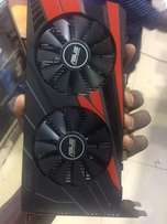 Graphics card DDR5