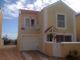 3 Bedroom Townhouse in secure complex