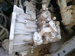 Gearbox for hyundai accent cvvt 2007 model