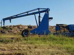 Ford 5000 Tractor Crane