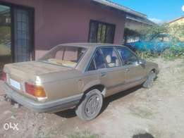 1985 opel commodore 3L straight six fuel injection