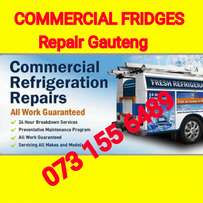 Appliances repair on site