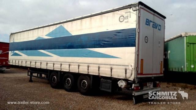 Schmitz Cargobull Semiremolque Lona Porta-bobinas - 2013 - image 2