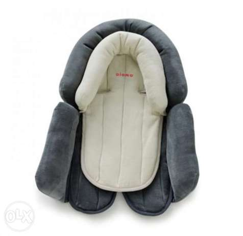 Diano cuddle soft head and body support for infant