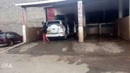 24 hrs car wash for sale