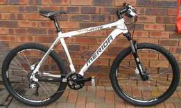 MARIDA TFS MATTS fully serviced with 50cm frame size.R4950
