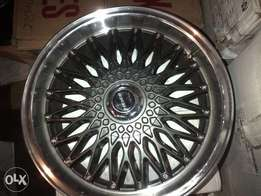 17inch mags 4/100/108 to Fiesta/Golf1-4 New tyres