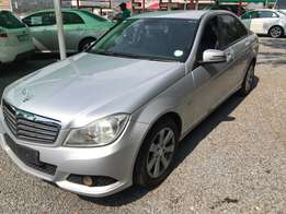 2011 Mercedes-Benz C180 BE Classic A/T